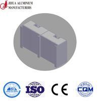 Aluminium Doors Sliding Series frame JHB120