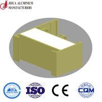 Aluminium Horizontal Pivoting Window Series Frame JHJ50